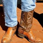 Old cowboy boots revisited