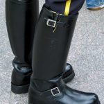 Law Ride: Boots for the Biker