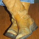 Old Frye Boots