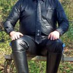 Being an Out and Open Leatherman