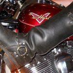 Bama's Boots Now a Biker's Boots