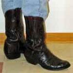 Boots On My Feet