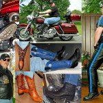 Boots & Leather Website Milestone