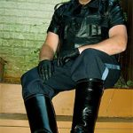 Leather: Boots Make the Man
