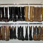 Storing Boots