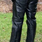 Leather: Jeans, Pants, and Breeches