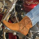 Harness Booted Biker
