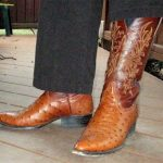 Ostrich Boot Care