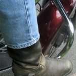 Bad Biker Boots