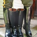 Dress Instep and Bal-Laced Dehner Boots