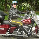 Leather, Breeches, Boots, Bike