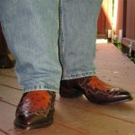 Boots on the Cobblestones