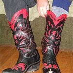 Cowboy Boots and Jeans