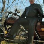 Local Bad-Boy Biker