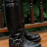 Purpose of Buckles on Tall Boots