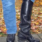 Parting with a Pair of Wesco Boots