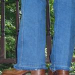 Frayed Jeans and Frye Boots