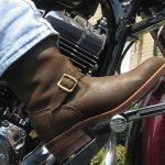 Hot Weather Biker Boots