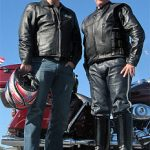 A Ride With a Leather Buddy