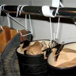 Boot Hooks and Hanging Boots