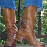 Valuation of Frye Boots