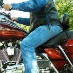 What Footwear Do Guys Wear on a Motorcycle?
