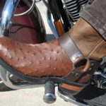 More Cowboy Boots Than Motorcycle Boots?