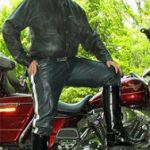 Hol(e)y Leather!