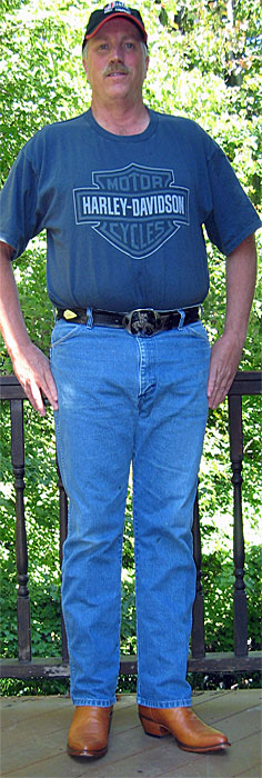 A Man Who Wears Cowboy Boots Is | BHD\'s Musings