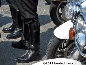Boots at Law Ride
