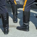 Chippewa Trooper Boots