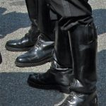 Dehner Patrol Boots on Cops