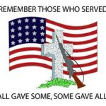 Service, Memorial Day, and No Rolling Thunder