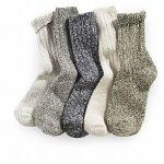 Fuzzy Socks Routine