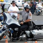 Are Civilians Welcome at Police Motorcycle Rodeos?