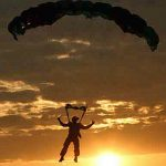 Skydiving Injury Returns