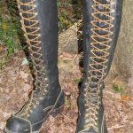 Wesco Highliner Boots on eBay