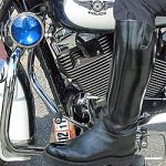 Motorcycle Patrol Boot Customizations