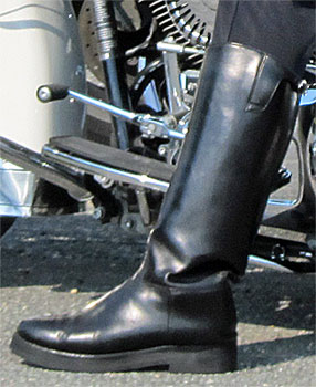 How to size police motorcycle boots bhd 39 s musings Police motor boots