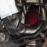 Cowboy Biker Boots