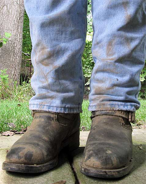 Why Do Gay Men Like Engineer Boots?   BHDs Musings