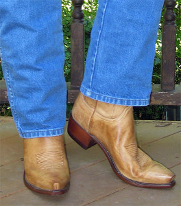Decent Affordable Cowboy Boots | BHD's Musings