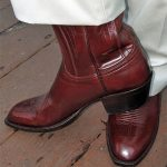 Lucchese Boot Co. Is Nuts