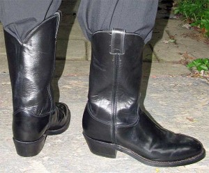 Changing Heels on Cowboy Boots   BHD's