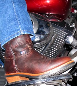 Cowboy Boots for Motorcycle | BHD's Musings