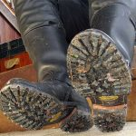 Cleaning Lug Soles