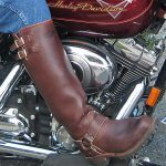 Wesco Boots for Motorcycle Riding