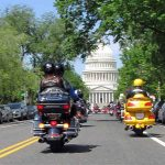 DC Ride in Honor