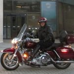 Ride Your Motorcycle To Work