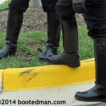 Cops: Booted, Not Wet